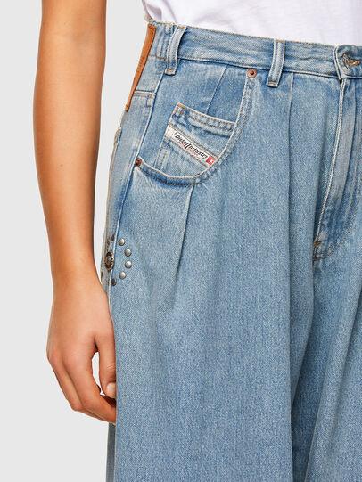 Diesel - D-Concias 009RQ, Light Blue - Jeans - Image 3
