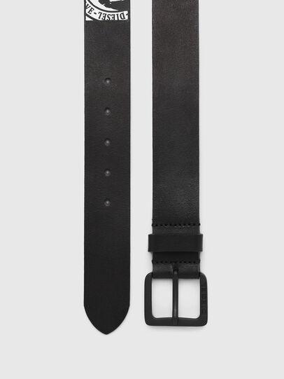 Diesel - B-MOICA, Black - Belts - Image 4
