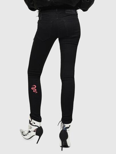 Diesel - Slandy 069KX, Black/Dark grey - Jeans - Image 2