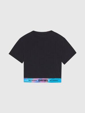 UFTEE-GIORGI-SV-ML, Black - T-Shirts