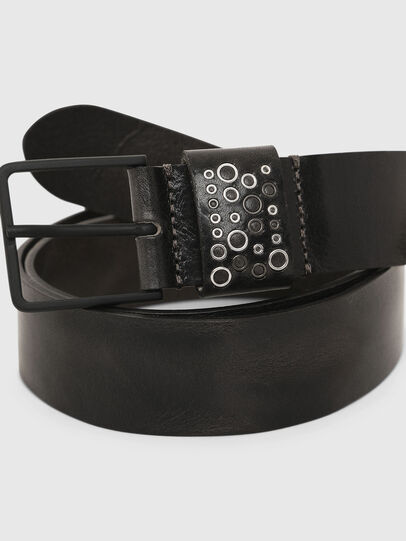 Diesel - B-BAY, Dark Brown - Belts - Image 2
