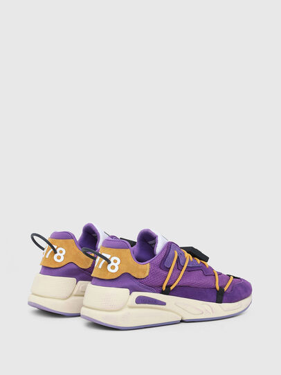 Diesel - S-SERENDIPITY LC EVO, Violet - Sneakers - Image 3