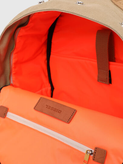 Diesel - DHORIAN LM, Beige - Backpacks - Image 4