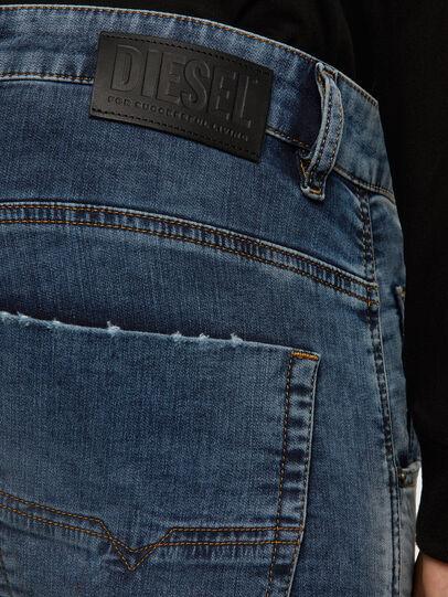 Diesel - Krooley JoggJeans 069NL, Medium blue - Jeans - Image 4