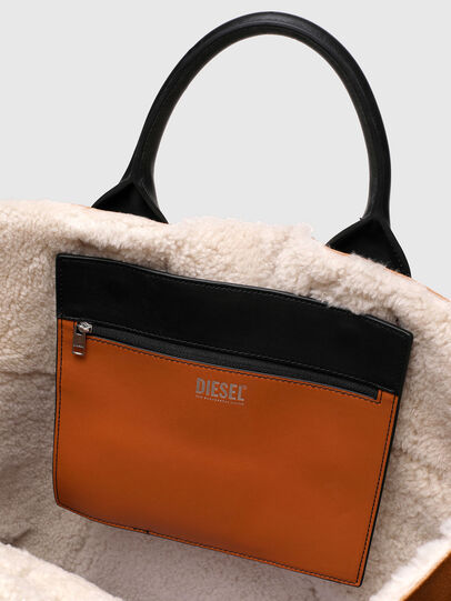 Diesel - DHALIA L, Light Brown - Shopping and Shoulder Bags - Image 4