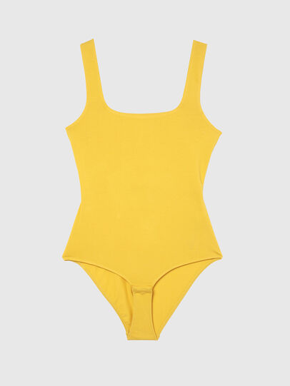 Diesel - UFBY-BODISA-NEW, Yellow - Bodysuits - Image 4