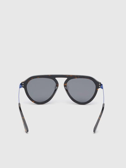 Diesel - DL0277, Dark Brown - Sunglasses - Image 4