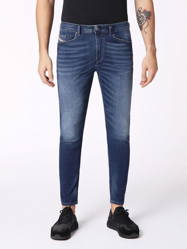 SPENDER JOGGJEANS 0607R, Blue Jeans