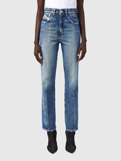 Diesel - D-Arcy 09A26, Medium blue - Jeans - Image 1
