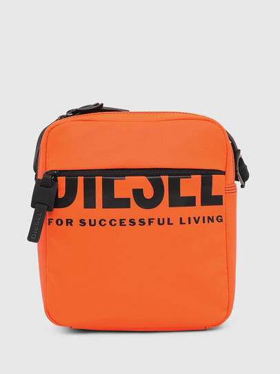 Diesel - DOUBLECROSS, Orange - Crossbody Bags - Image 1
