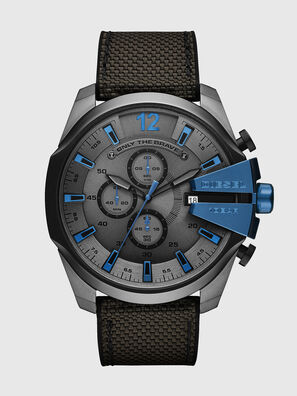 DZ4500, Black/Blue - Timeframes