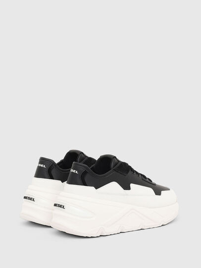Diesel - S-HERBY LC, White/Black - Sneakers - Image 3