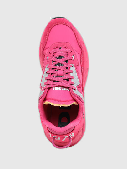 Diesel - S-SERENDIPITY LC W, Pink Fluo - Sneakers - Image 6