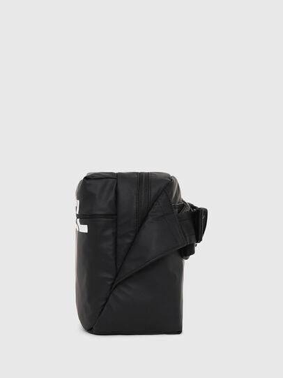 Diesel - F-BOLD CROSS, Black - Crossbody Bags - Image 3
