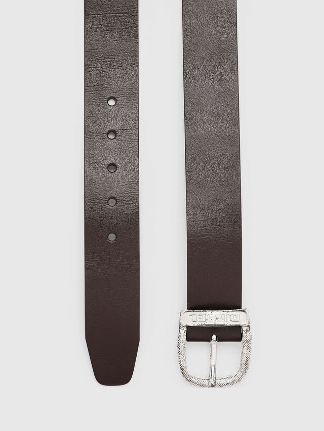 Diesel BAWRE, Brown - Belts - Image 2