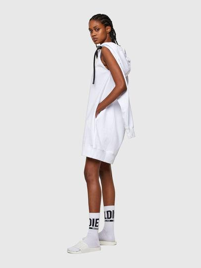 Diesel - D-AKRON, White - Dresses - Image 4