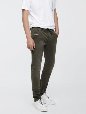 Krooley JoggJeans 0670M, Military Green - Jeans