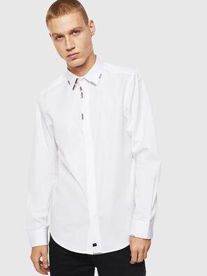 S-MARLENE, White - Shirts