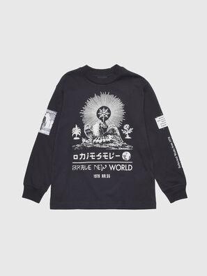 TLUCASLSYA OVER, Black - T-shirts and Tops