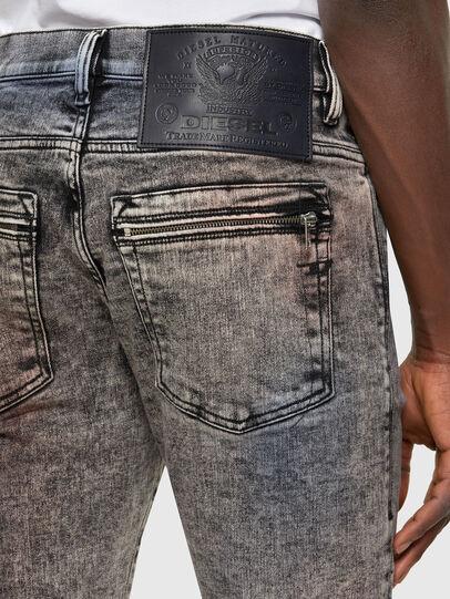 Diesel - D-Amny 009VG, Black/Dark grey - Jeans - Image 3
