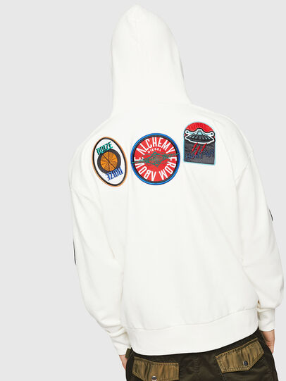 Diesel - S-ALBY-PATCHES,  - Sweaters - Image 2