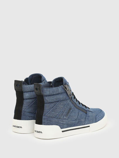 Diesel - S-DVELOWS, Blue - Sneakers - Image 3