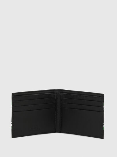 Diesel - NEELA XS, Black/Green - Small Wallets - Image 3