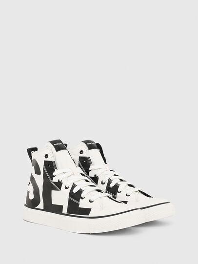 Diesel - S-ASTICO MC, White/Black - Sneakers - Image 2