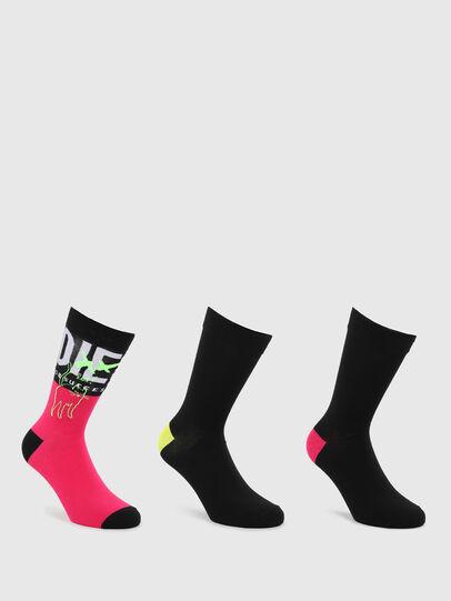 Diesel - SKM-HERMINE-THREEPAC,  - Socks - Image 1
