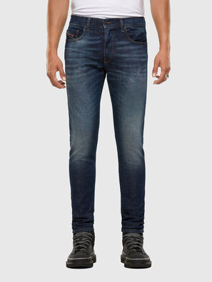 D-Strukt 009GQ, Dark Blue - Jeans