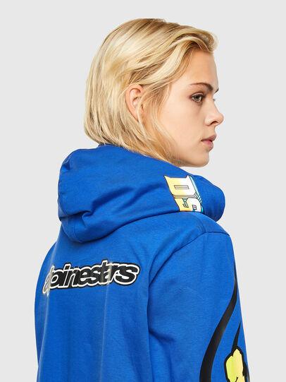 Diesel - ASTARS-T-JUSTOOD-FL,  - T-Shirts - Image 4