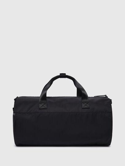Diesel - BOLD DUFFLE, Black - Bags - Image 2