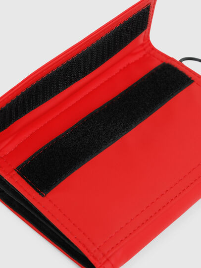Diesel - YOSHI, Fire Red - Small Wallets - Image 5