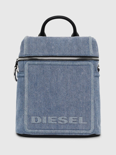 Diesel - ERACLEA II, Blue Jeans - Backpacks - Image 1