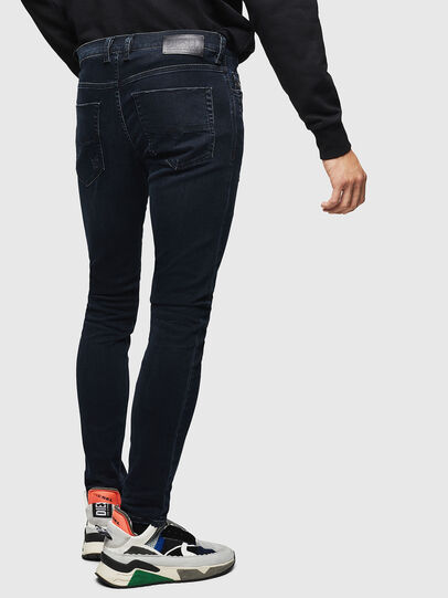 Diesel - Tepphar 069GM, Black/Dark grey - Jeans - Image 2