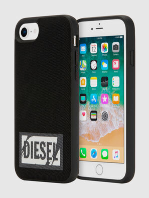 BLACK DENIM IPHONE 8/7/6S/6 CASE, Black - Cases