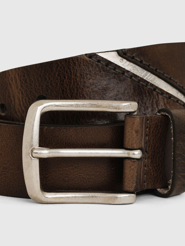 Diesel - B-LINE, Grey - Belts - Image 2