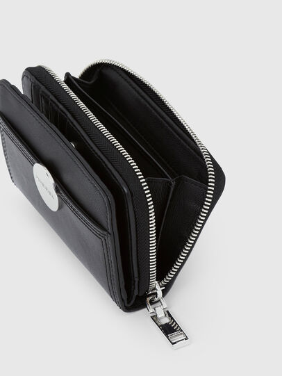 Diesel - BUSINESS LC, Black - Small Wallets - Image 4
