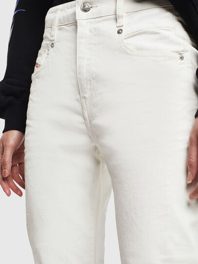 Diesel - Fayza 009AY, White - Jeans - Image 4