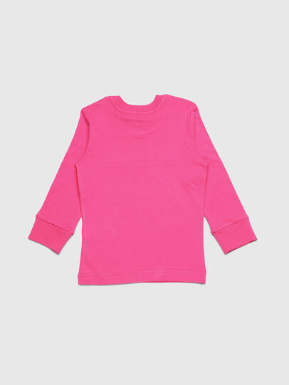 Diesel - TJUSTDIVISIONB ML-R, Pink - T-shirts and Tops - Image 2