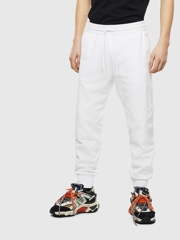 P-ORTEX, White - Pants