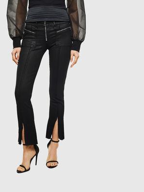 TYPE-1001, Black - Jeans