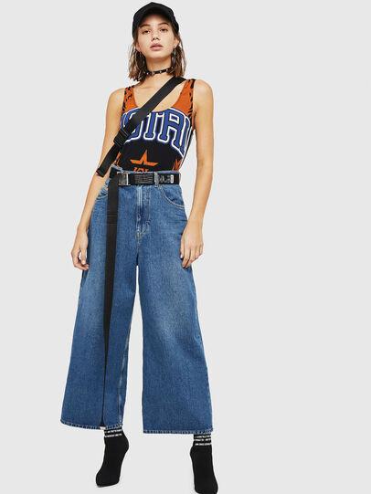 Diesel - D-Luite 080AN,  - Jeans - Image 6