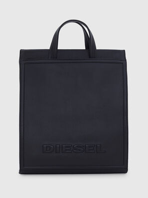 AMETISTA, Black - Shopping and Shoulder Bags