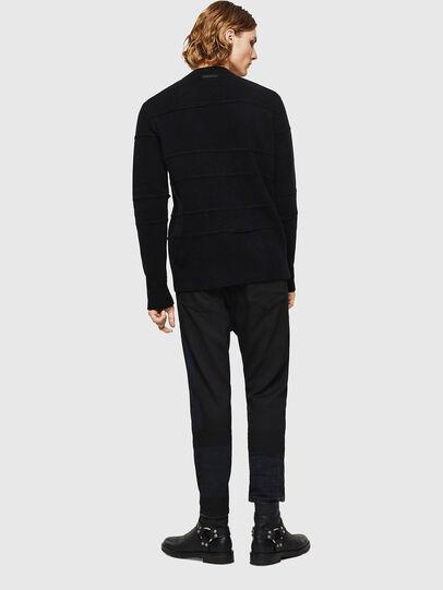 Diesel - KASTORN, Black - Knitwear - Image 6