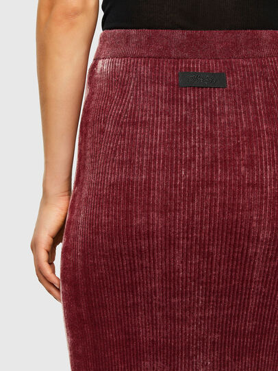Diesel - M-ISLA, Brown - Skirts - Image 3