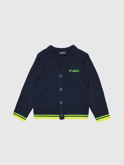 Diesel - KAPIB, Blue/Green - Knitwear - Image 1