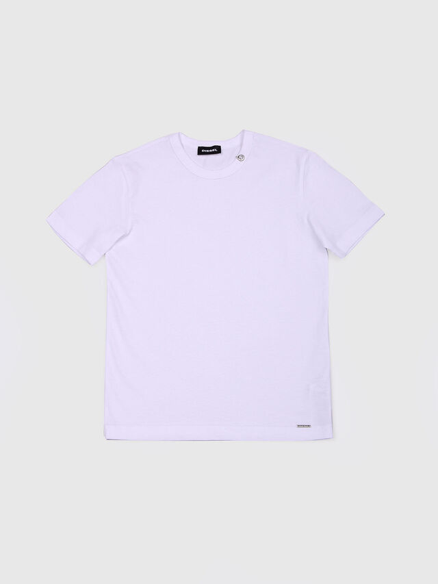Diesel - TOCLE, White - T-shirts and Tops - Image 1
