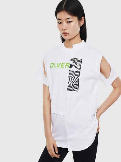 Diesel - T-GOMEZ,  - T-Shirts - Image 1