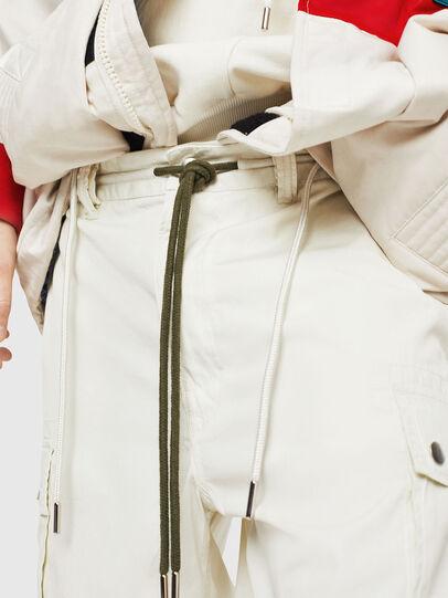 Diesel - P-AIMI-P, White - Shorts - Image 3